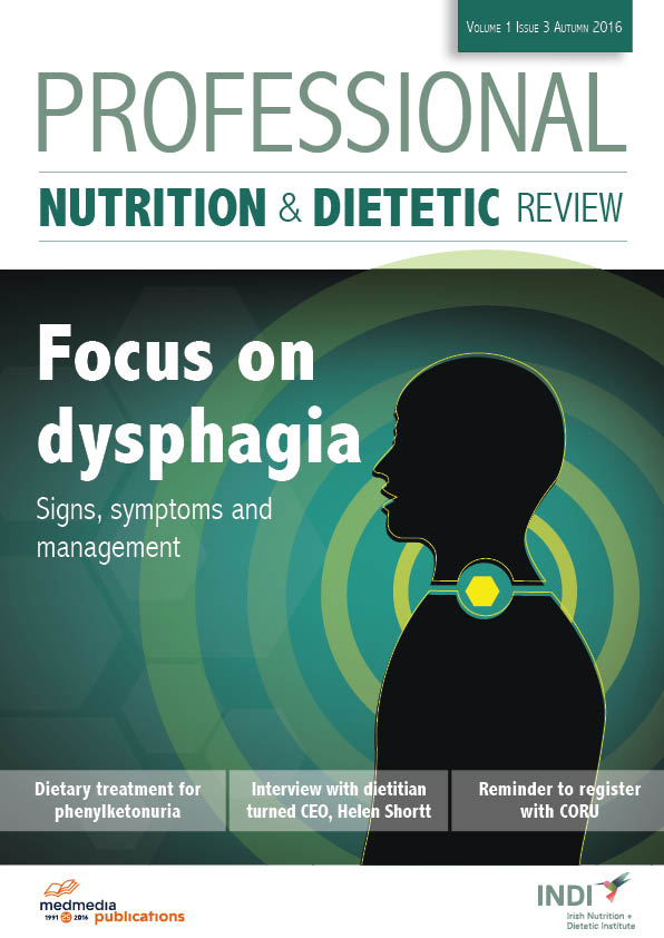 Professional Nutrition and Dietetic Review